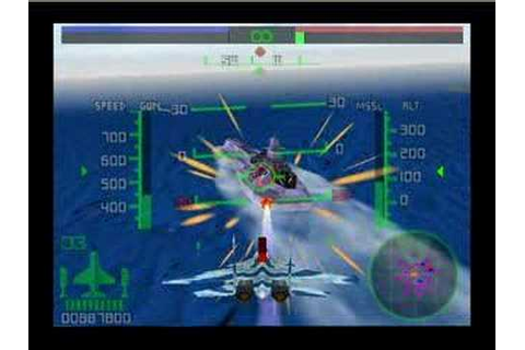 Aero fighter assault Volk Pacific ocean - YouTube