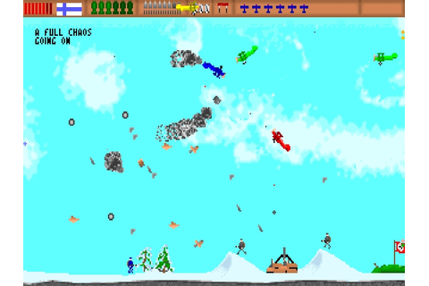 Download Triplane Turmoil | DOS Games Archive