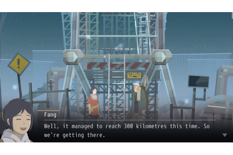 OPUS: Rocket of Whispers Post-Apocalyptic Adventure ...