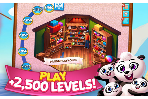 Panda Pop - Bubble Shooter Game. Blast, Shoot Free ...