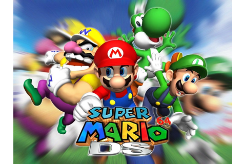 Super Mario 64 DS review - GameLuster