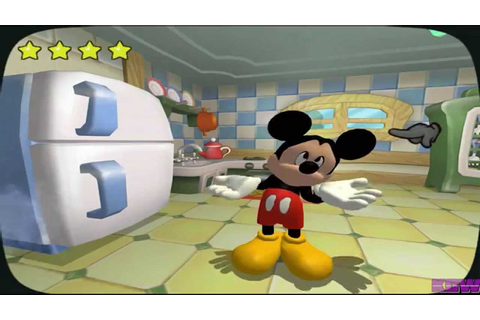 Disney's Magical Mirror Starring Mickey Mouse HD PART 5 ...