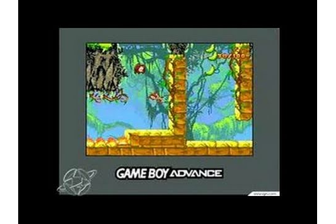 Tarzan: Return to the Jungle Game Boy Gameplay_2002_10_14 ...