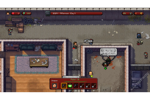 The Escapists: The Walking Dead - Download Free Full Games ...