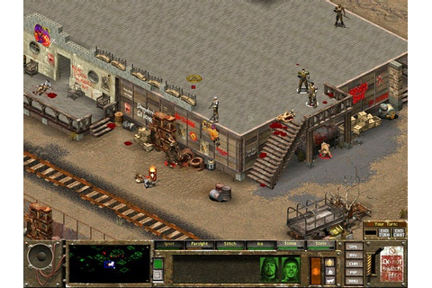 Fallout: Tactics Mods and Game Conversions