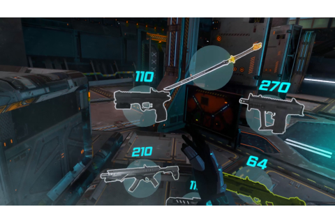 'Sairento VR' Mashes Up SUPERHOT & Raw Data for Something ...