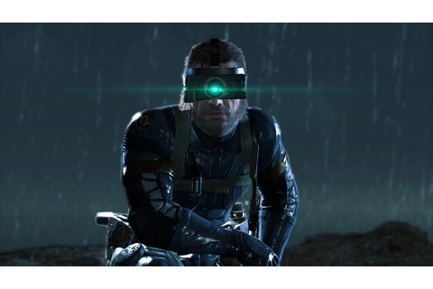 METAL GEAR SOLID V: GROUND ZEROES PC News | PCGamesN