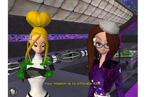 Revolution 60 is like Charlie's Angels in space | Cult of Mac