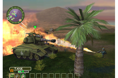 Battalion Wars (GCN / GameCube) News, Reviews, Trailer ...