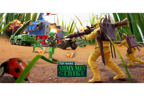 Amazon.com: Army Men Strike: Appstore for Android