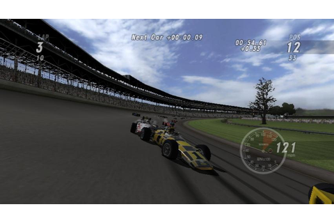 Indianapolis 500 Legends Review - Gaming Nexus
