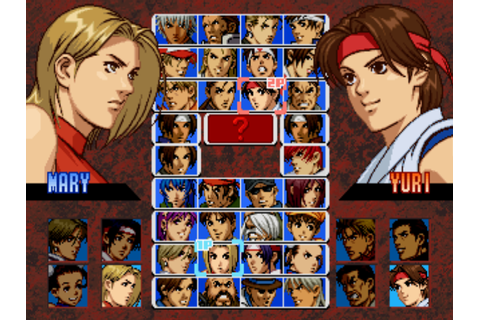 The King of Fighters '99: Millennium Battle Screenshots ...
