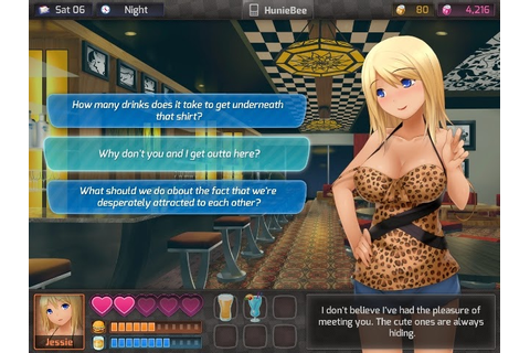 Download Game PC Full Version Free for Windows: HuniePop ...