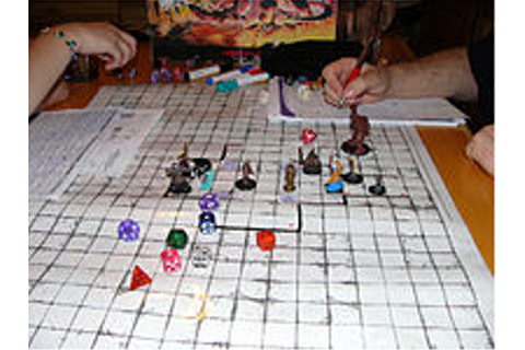 Dungeons & Dragons - Wikipedia