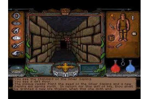 Ultima Underworld - Gameplay - YouTube