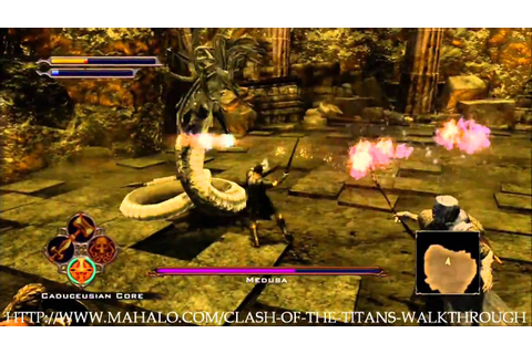Clash of the Titans Walkthrough - Quest 44: A Human's ...