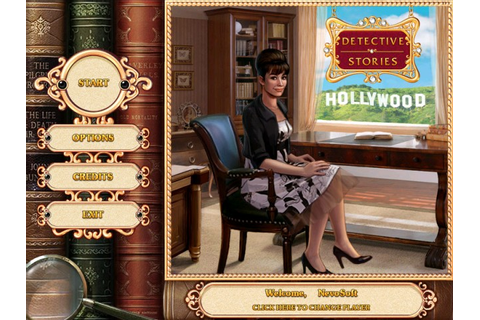 Game Detective Stories: Hollywood. Download game Detective ...