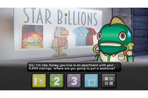 Catch & Release bring their unique and humorous game Star ...