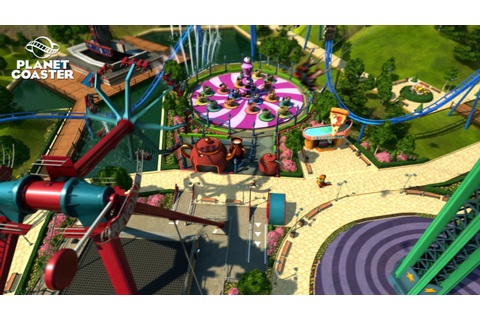 Planet Coaster Launches for PC
