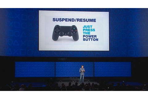 You Can Finally Suspend Games On PS4 Now
