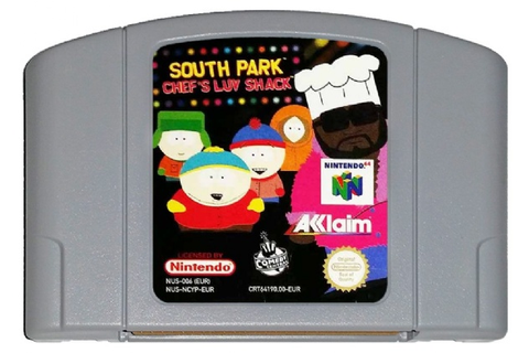 Buy South Park: Chef's Luv Shack N64 Australia