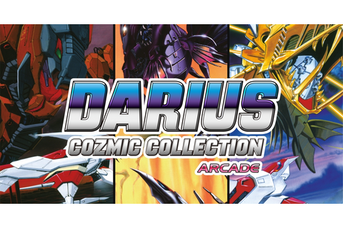 Darius Cozmic Collection Arcade Review | GameGrin