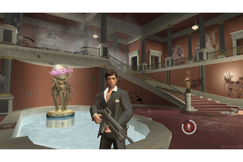 Scarface: The World Is Yours - Trailer & Gameplay (1080p ...