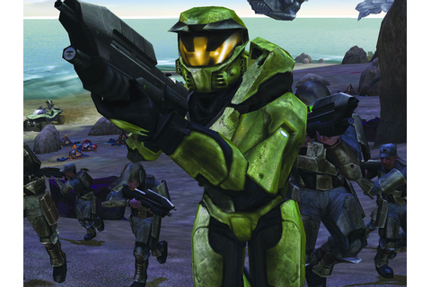 The original Xbox and Halo: Combat Evolved celebrate their ...