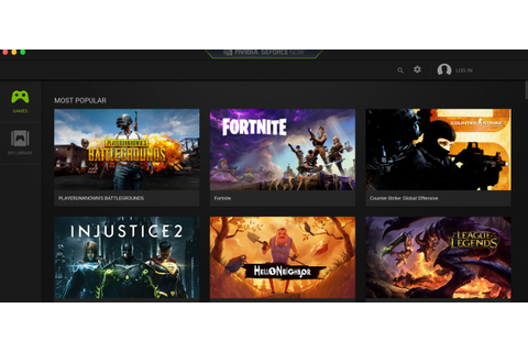 NVIDIA Announces GeForce NOW Free Beta for Windows