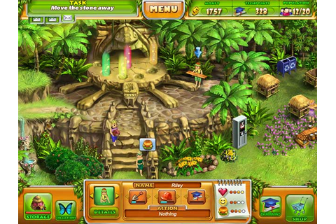 Farm Tribe Game|Play Free Download Games|Ozzoom Games ...