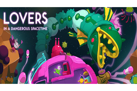 Lovers in a Dangerous Spacetime - Download - Free GoG PC Games