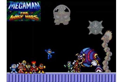 Mega Man: The Wily Wars - Robot Master Battle (Wily Tower ...