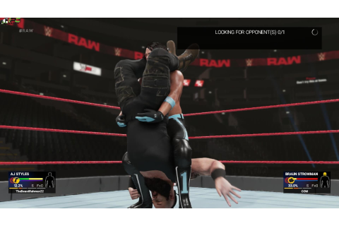 WWE 2K19 [MULTi6] PC Game Free Download