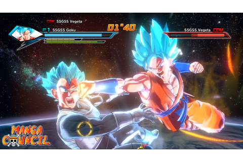 Dragon Ball XenoVerse Save Game (DLC Pack 3) | Manga Council