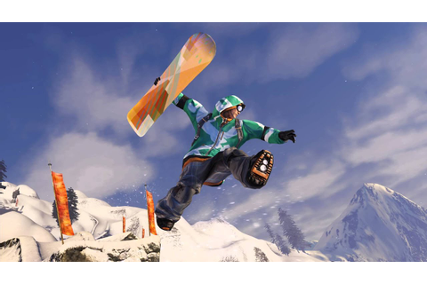 SSX Tricky - Move It With Your Mind - YouTube