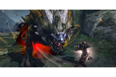 Toukiden: The Age Of Demons Impressions: Slicing, Dicing ...