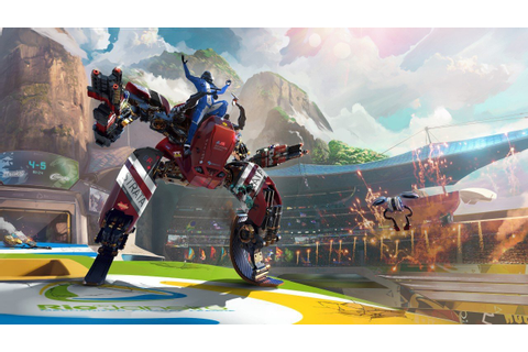 RIGS Mechanized Combat League | PS4 Game Key | KeenShop