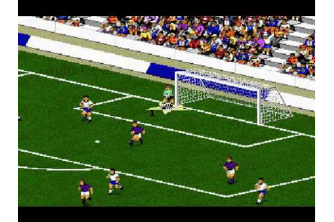 Fifa International Soccer 94`/ Sega Genesis - YouTube