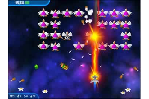 Chicken Invaders - Download and Play Free Full Version!