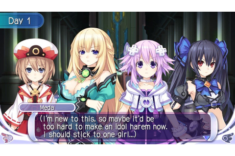 Hyperdimension Neptunia Producing Perfection Review (PS ...