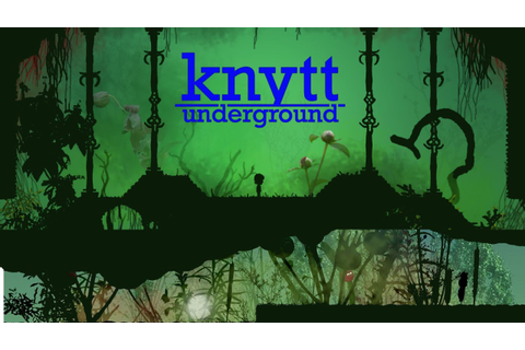 Knytt Underground Gameplay HD - YouTube