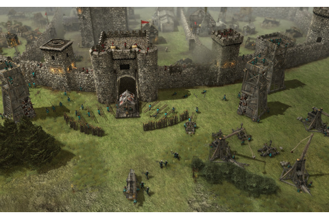 Game PC Stronghold 3 - PC Games - Top PC Games to download