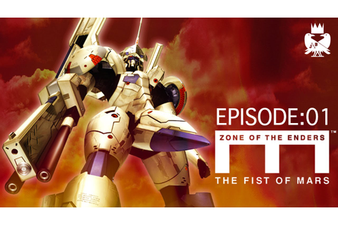 Zone of the Enders : The Fist of Mars - EP 01 [HD - FR ...
