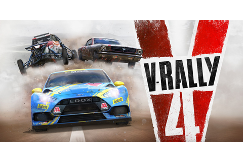 V-Rally 4 | Nintendo Switch | Games | Nintendo