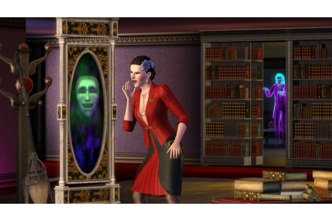 Buy The Sims 3: Supernatural Official Website
