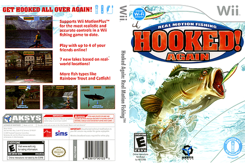 RXNEXS - Hooked Again: Real Motion Fishing