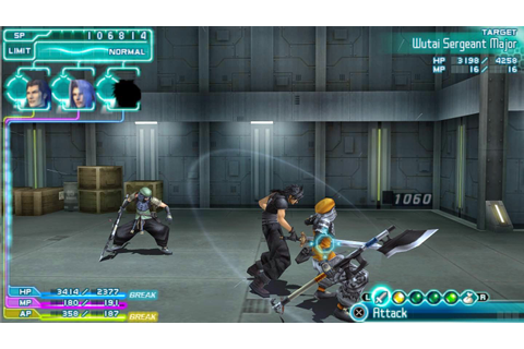 Crisis Core - Final Fantasy VII Android APK + ISO PSP ...