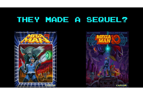 Mega Man 9 & 10 (Wii/Xbox 360/PS3) Review - They Made a ...