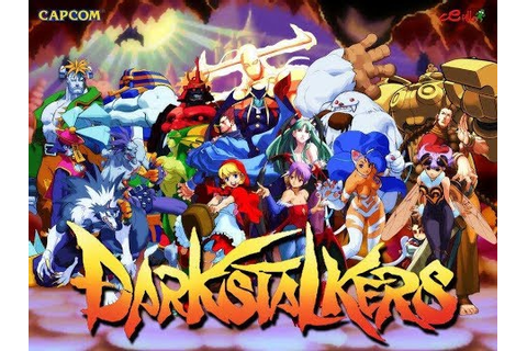 Anime Review Feature 2017: Night Warriors DarkStalkers ...