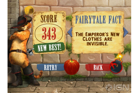 Fruit Ninja: Puss in Boots Screenshots, Pictures ...